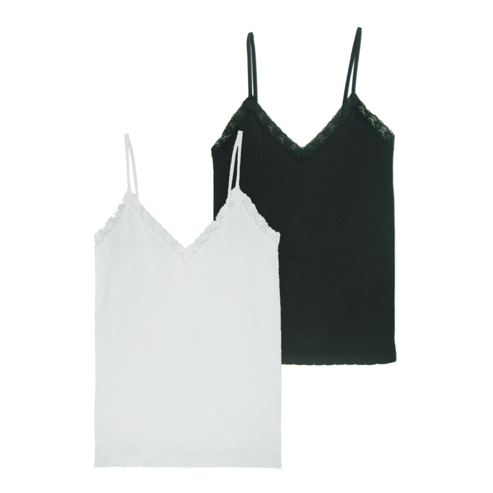 Seamless Camisole with Adjustable Straps